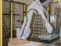 robot med verktøy
