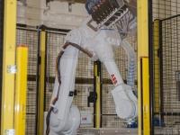 robotcelle med verktøy