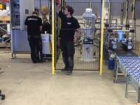 Montering robotcelle