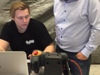 programmering robotcelle