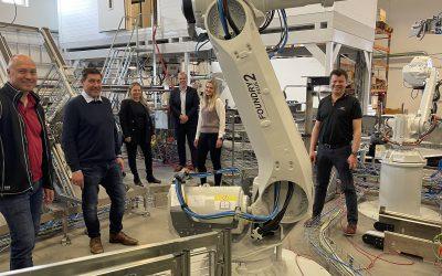 RobotNorge og GJ Machine går sammen