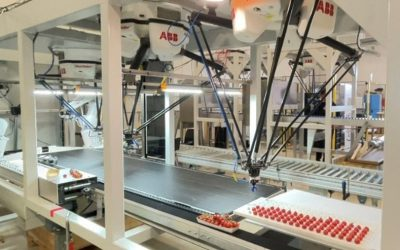 Stort potensial for automatisering i matindustrien
